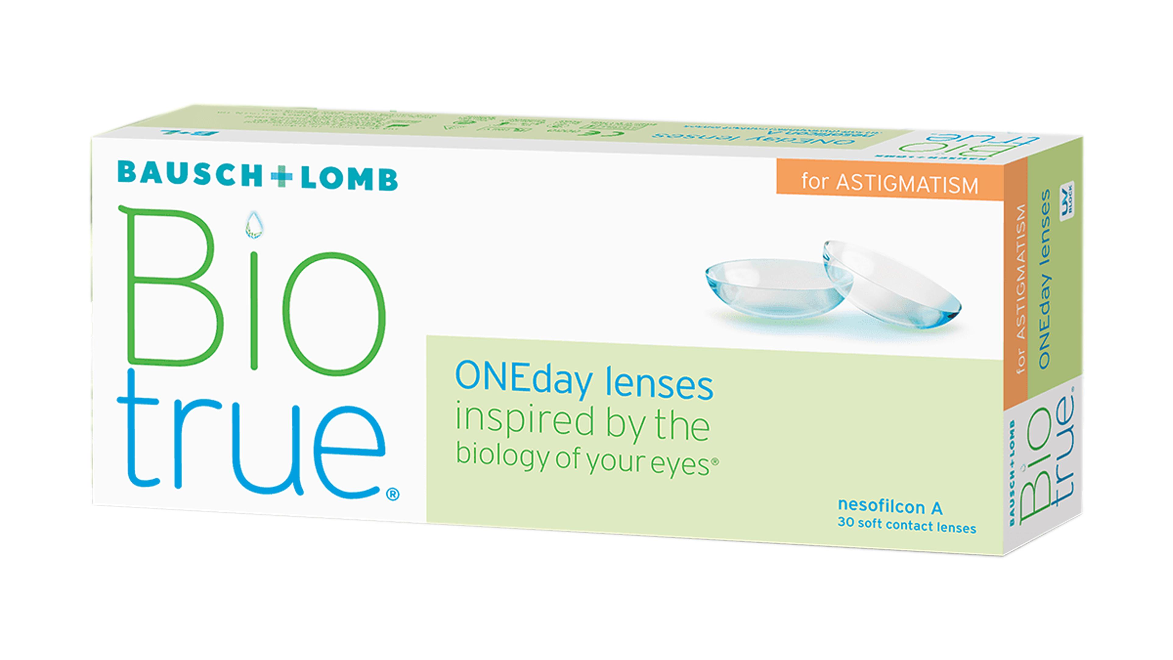 4723353950085-front-Biotrue-Kontaktlinsen-OneDay-Astigmatismus-30er