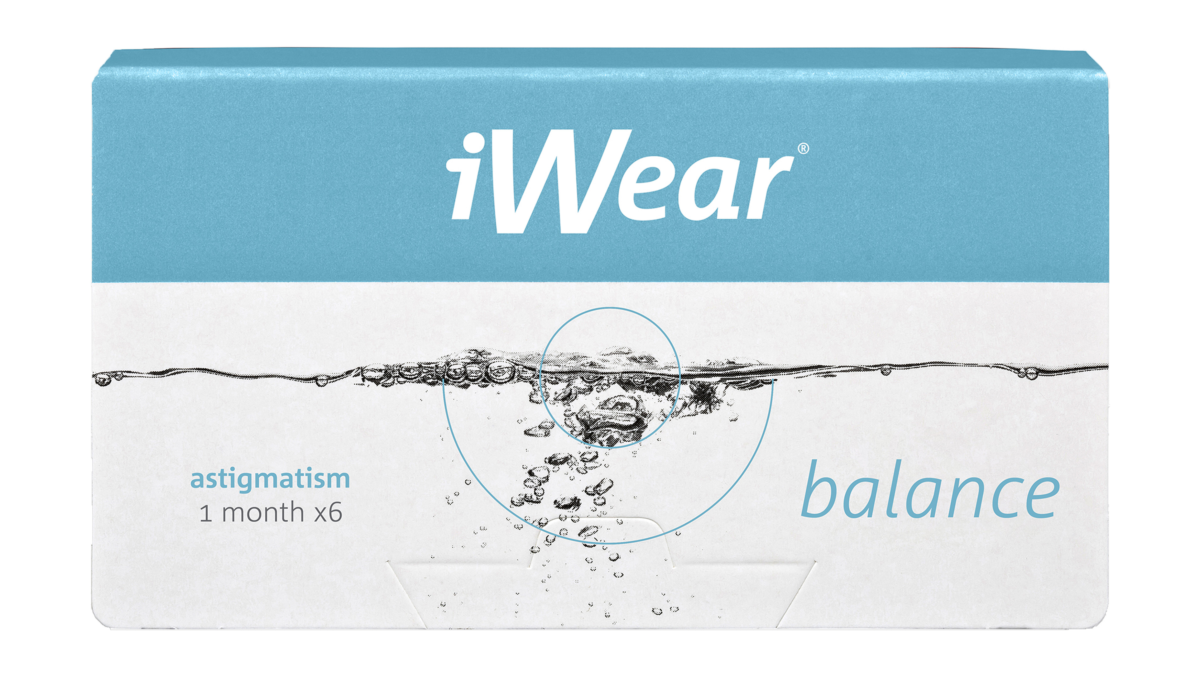 4723353950111-front-iWear-Kontaktlinsen-iWear-balance-plus-astigmatism-torisch-1month-x6