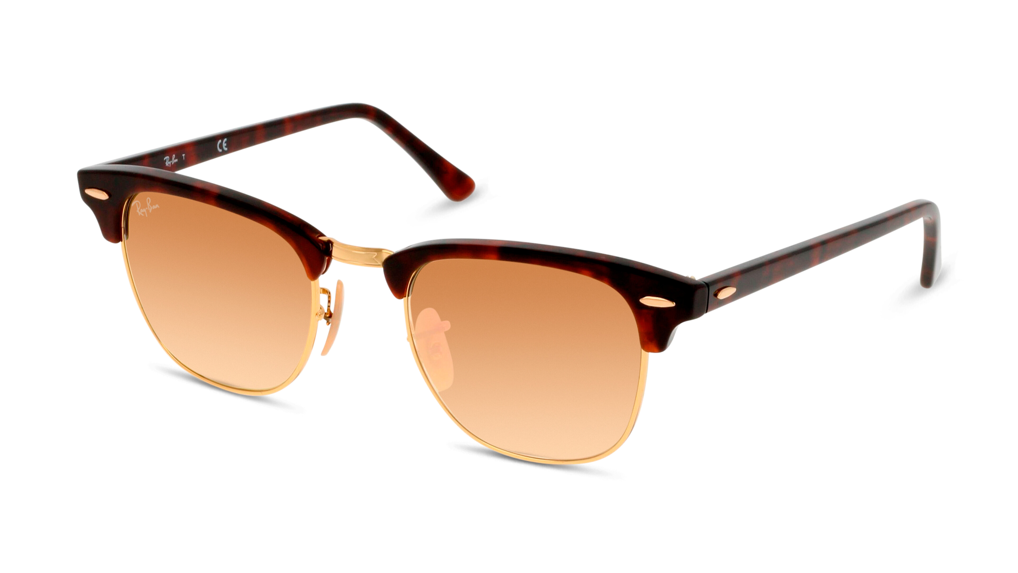 8053672603897-angle-sonnenbrille-ray-ban-0rb3016-clubmaster-shiny-red-havana