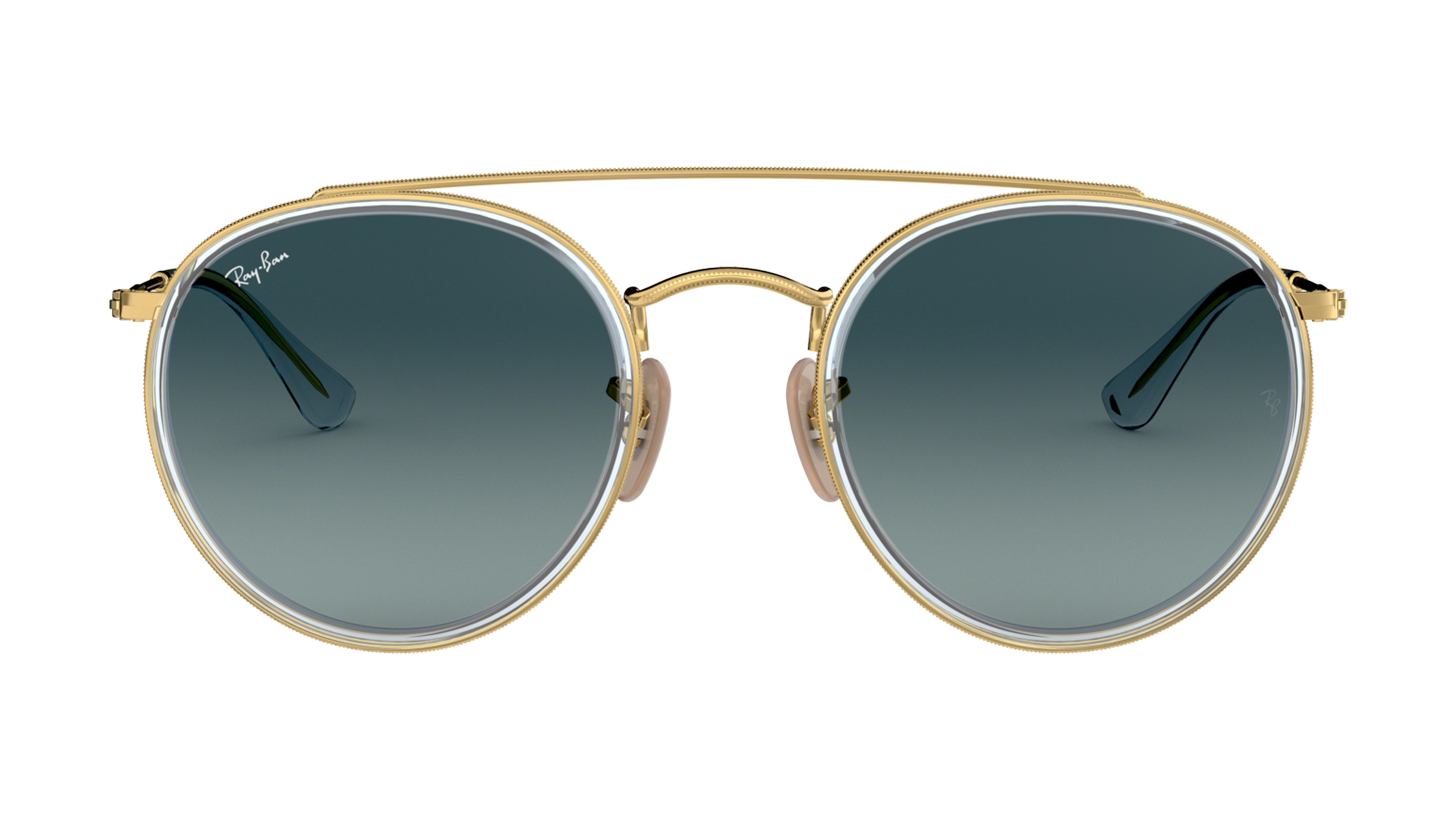 8053672974843-front-Ray-Ban-Sonnenbrille-0RB3647N-91233M