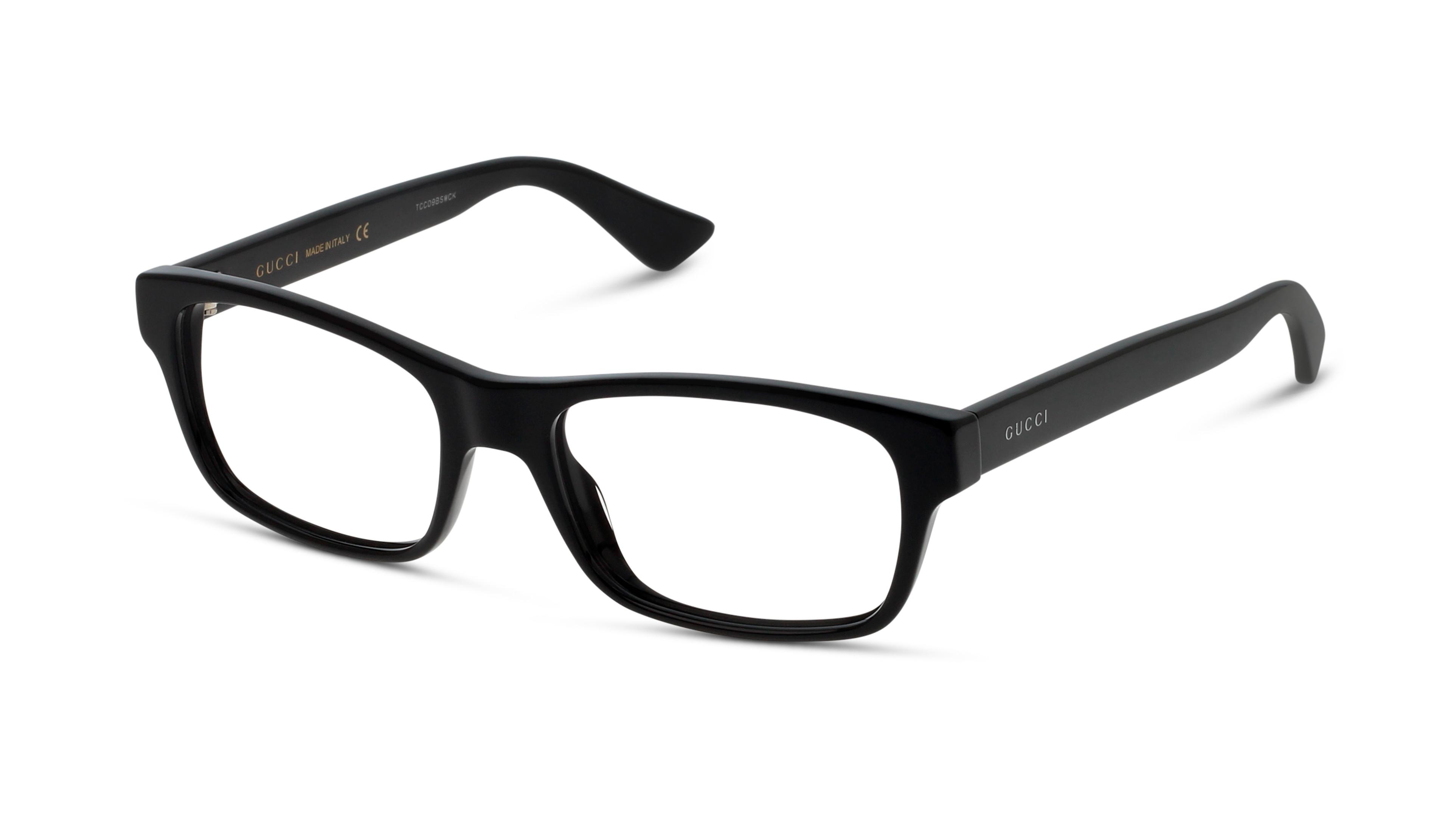 8056376047592-angle-gucci-brillenfassung-0006o-eyewear-black-black-transparent