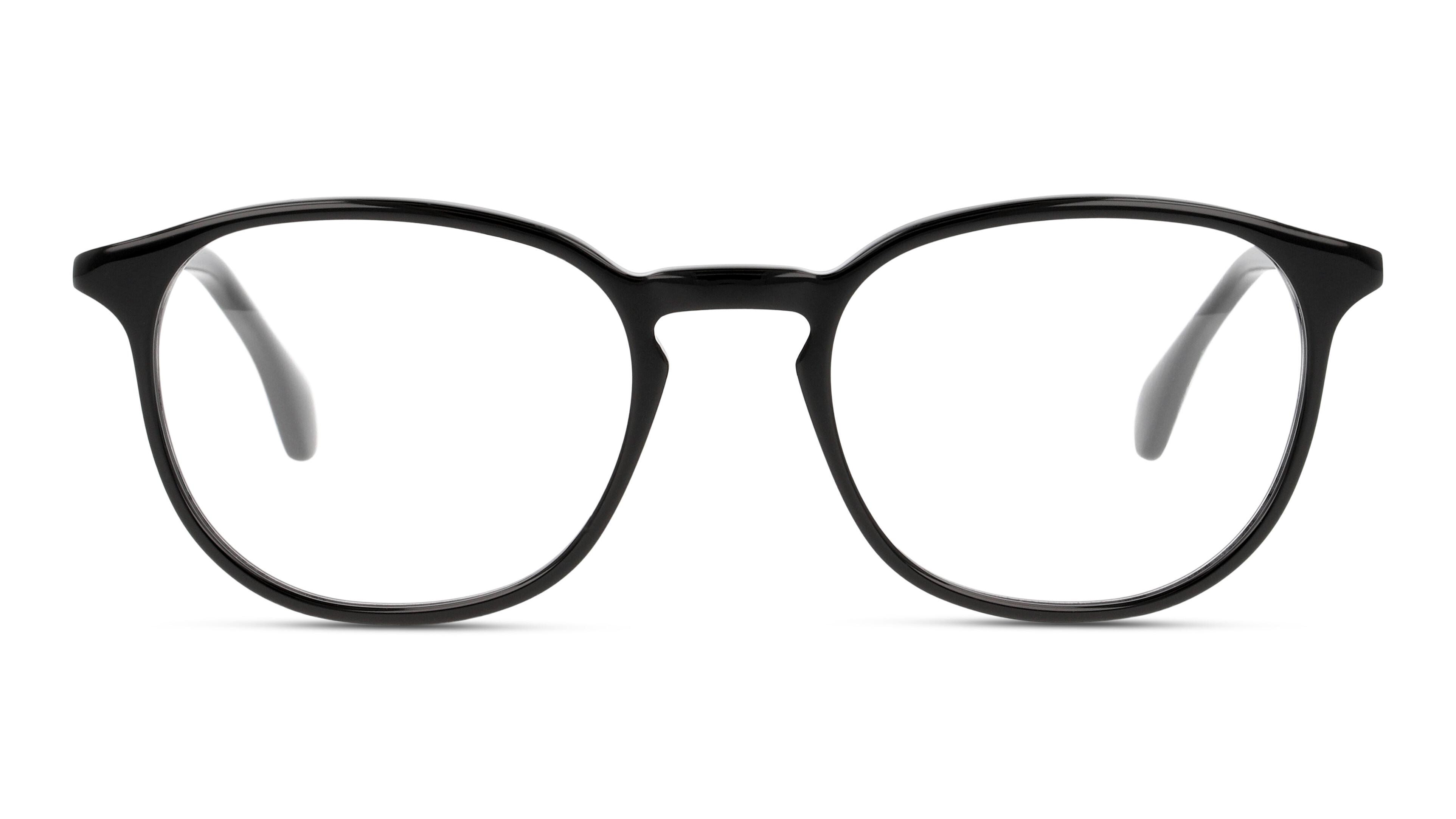 8056376286205-front-brillenfassung-gucci-gg0551o-black-black-transparent