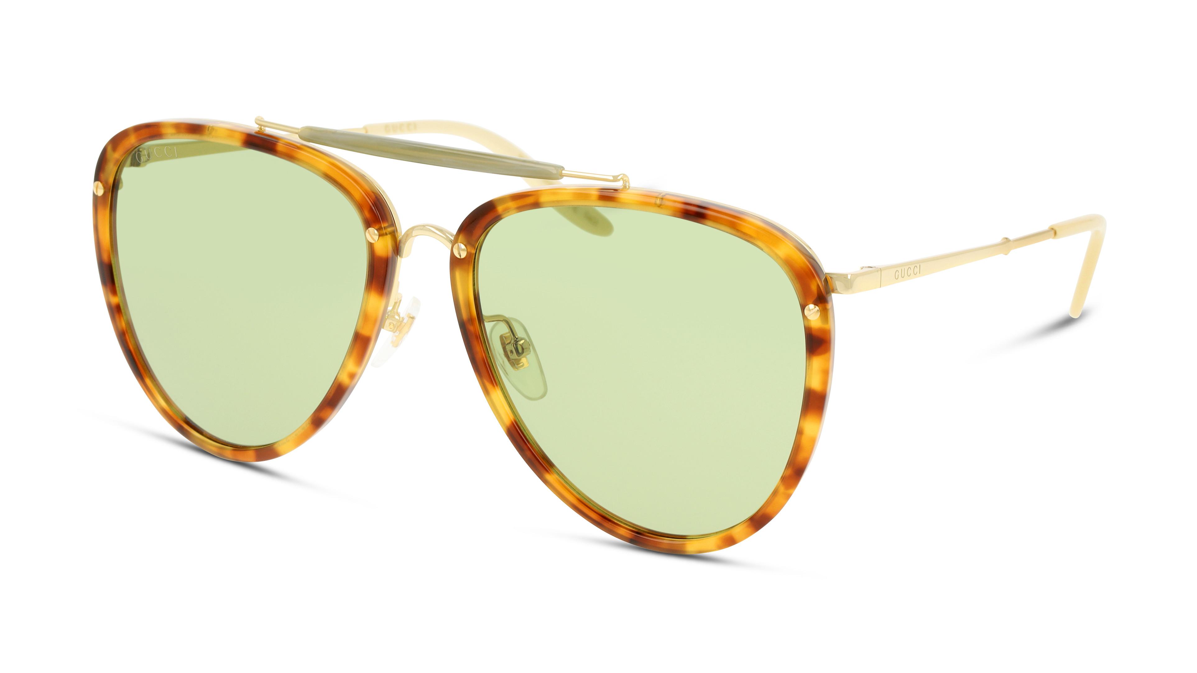 8056376308280-angle-03-gucci-gg0672s-eyewear-havana-gold-green