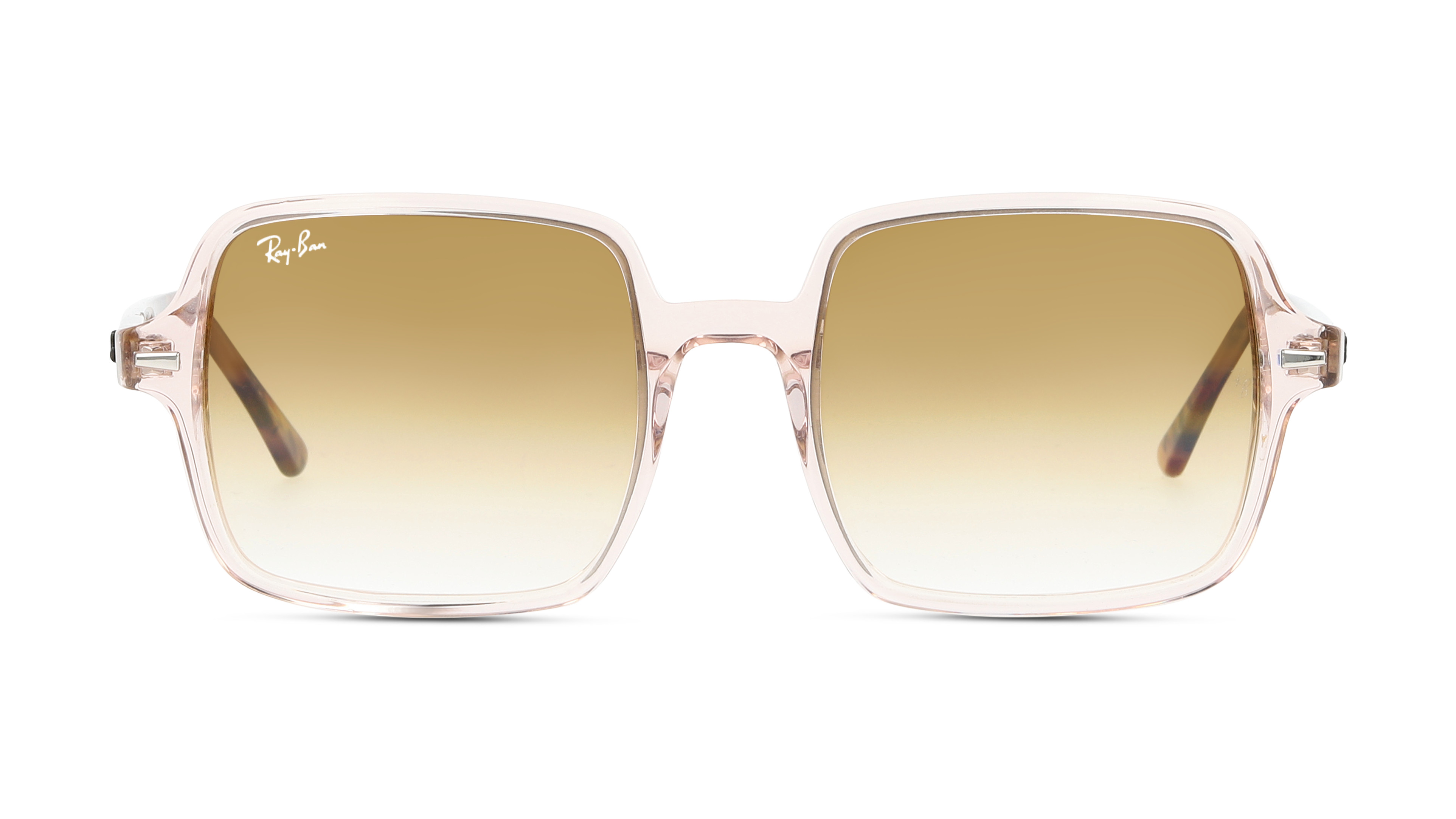 8056597121903-front-Ray-Ban-Sonnenbrille-0rb1973-square-2-transparent-light-brown