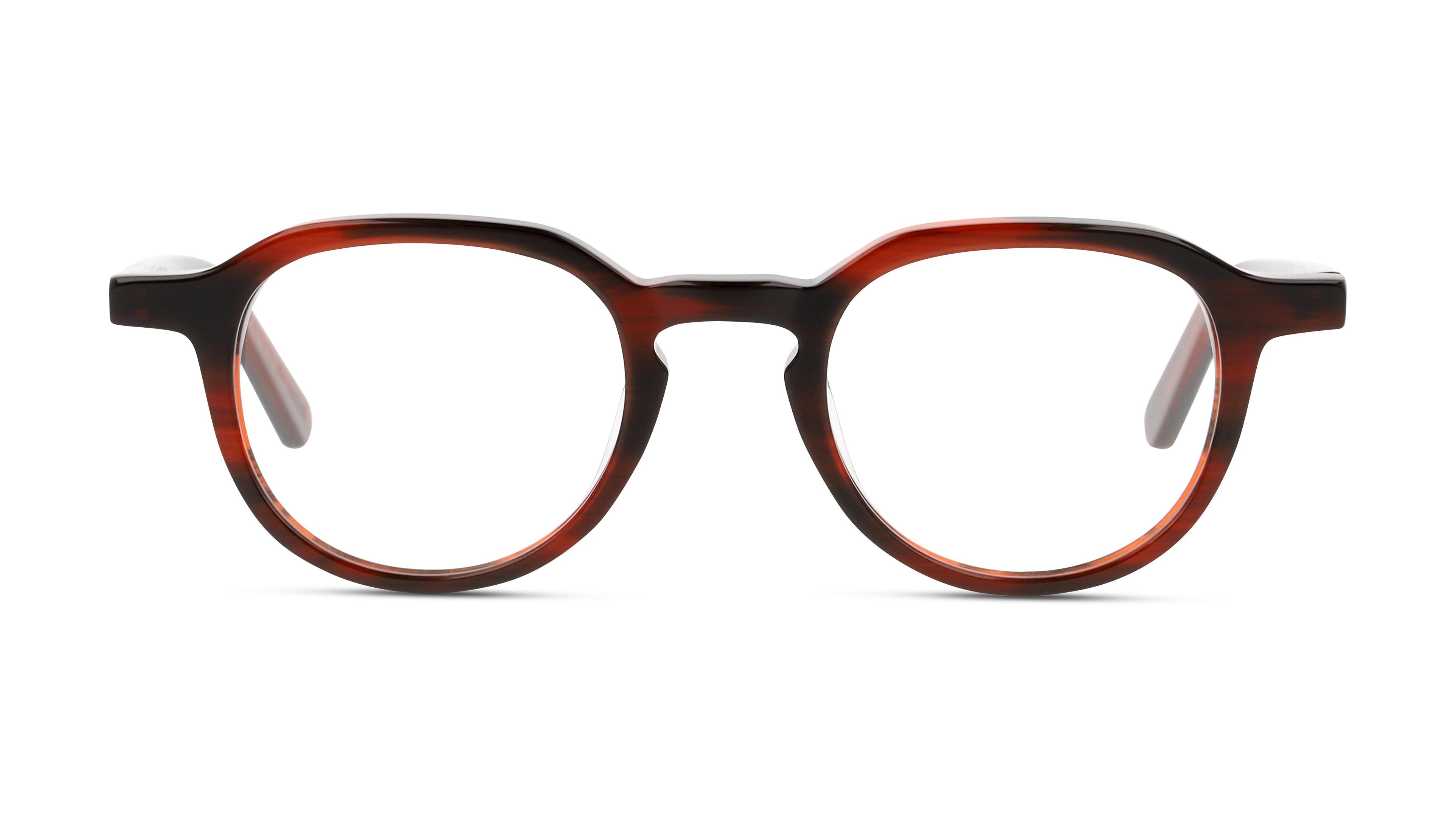 8719154681158-front-brillenfassung-dbyd-dbom5047-brown-brown