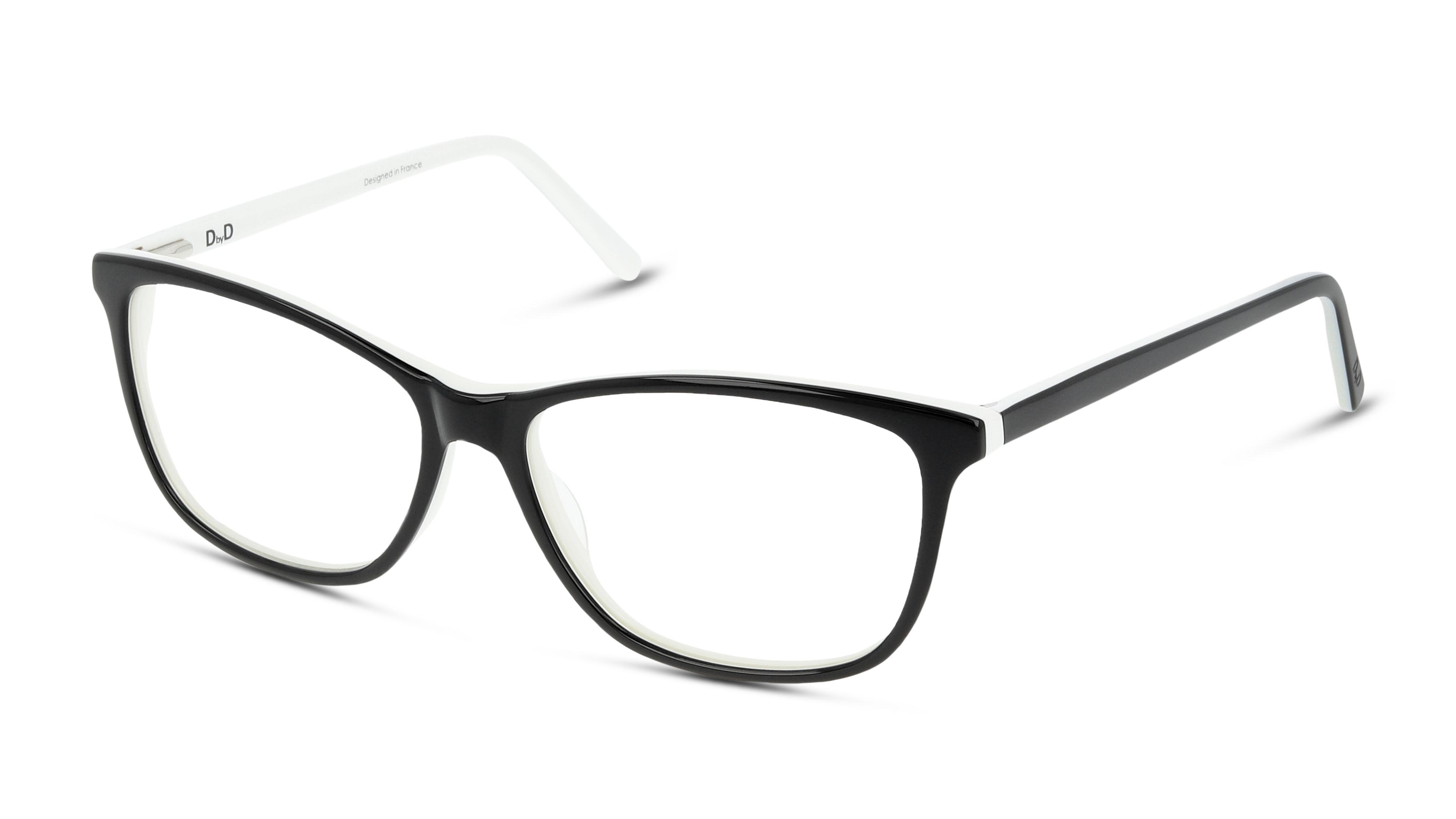 8719154730726-angle-03-dbyd-dbof0001-eyewear-black-white