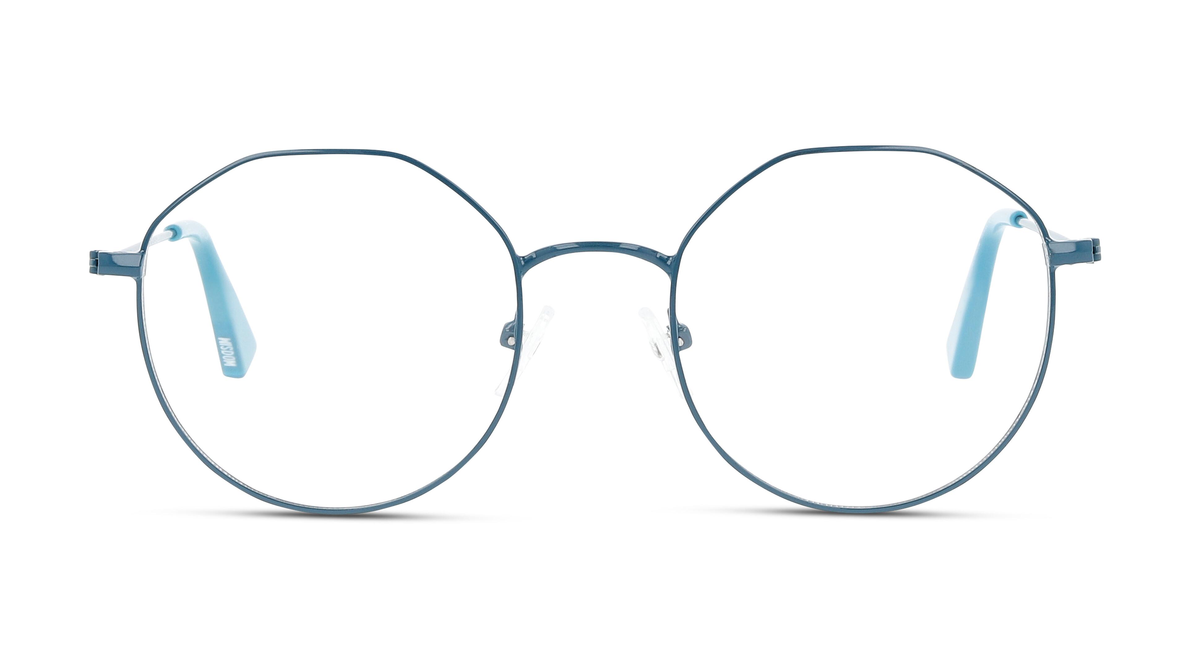 8719154734632-front-brillenfassung-unofficial-unof0004-wisdom-1-blue-blue