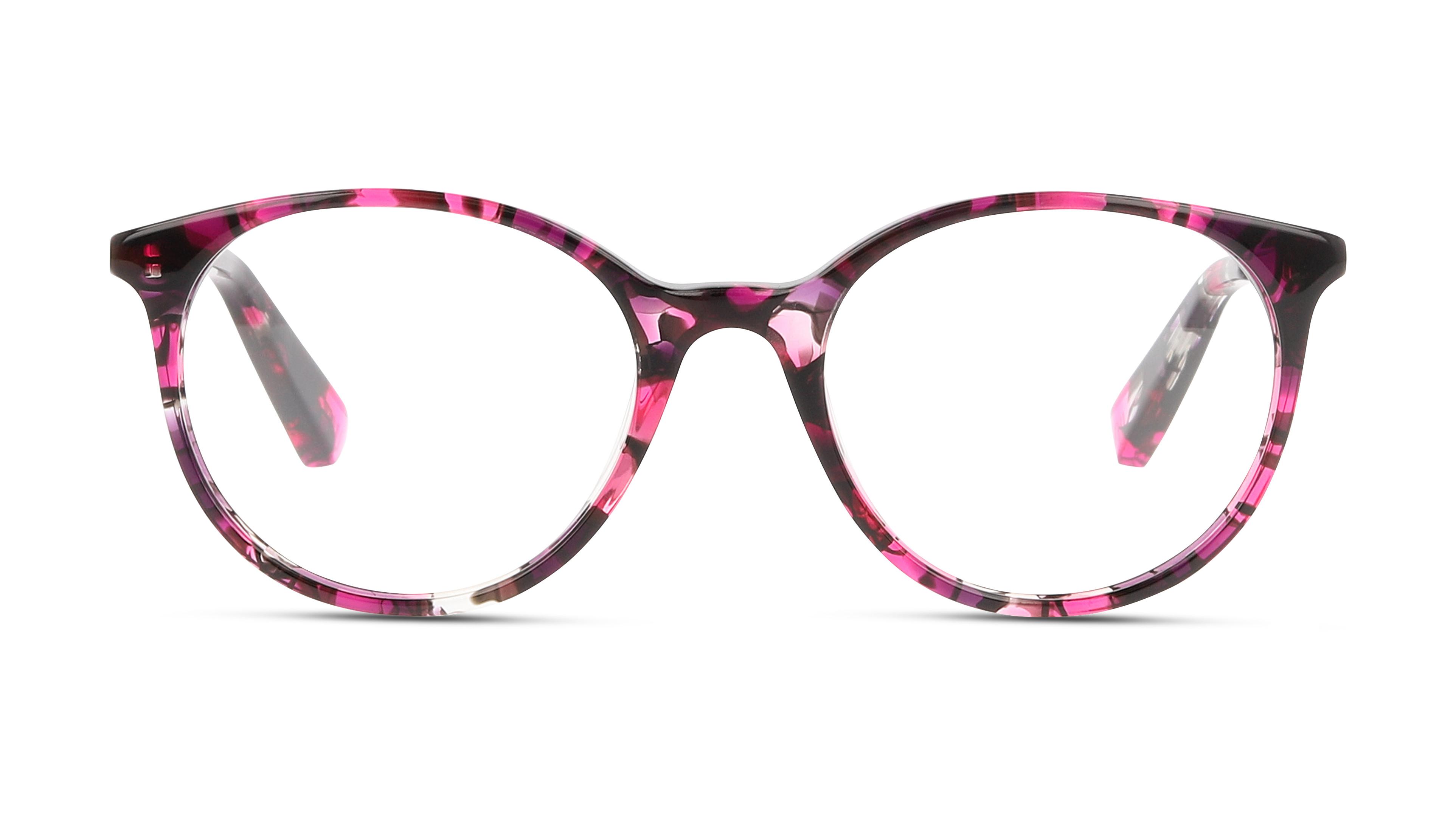 8719154735134-front-Unofficial-Brillenfassung-unof0030-sorbet-pink-silver