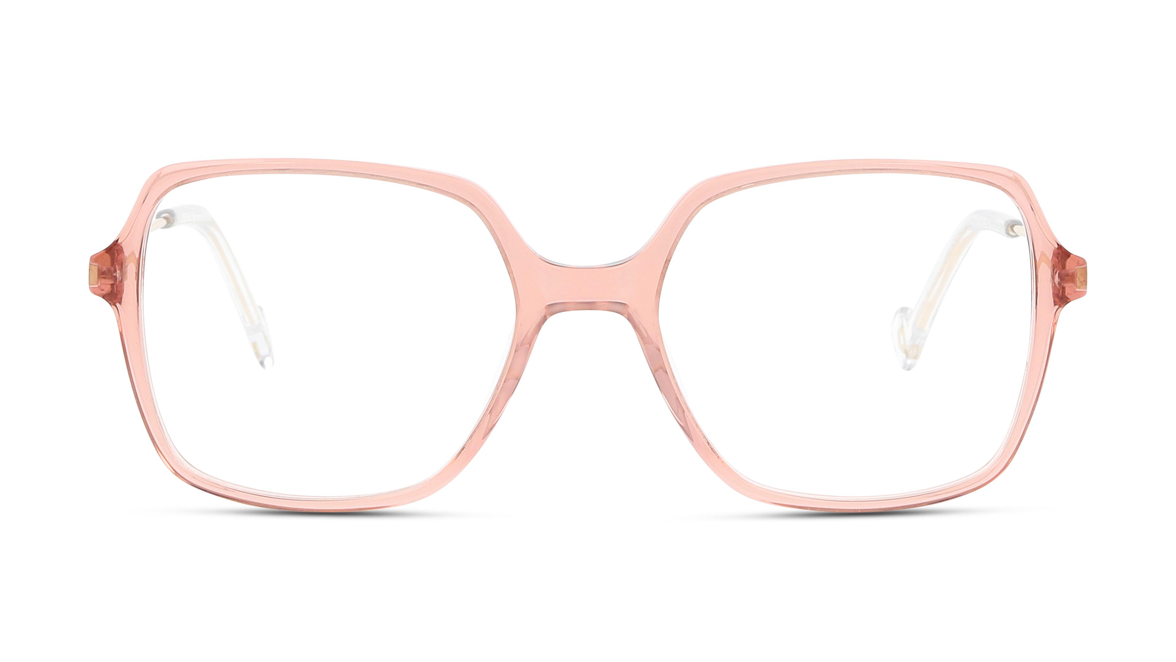 8719154739941-front-brillenfassung-unofficial-unot0048-shape-up-box-13-pink-gold