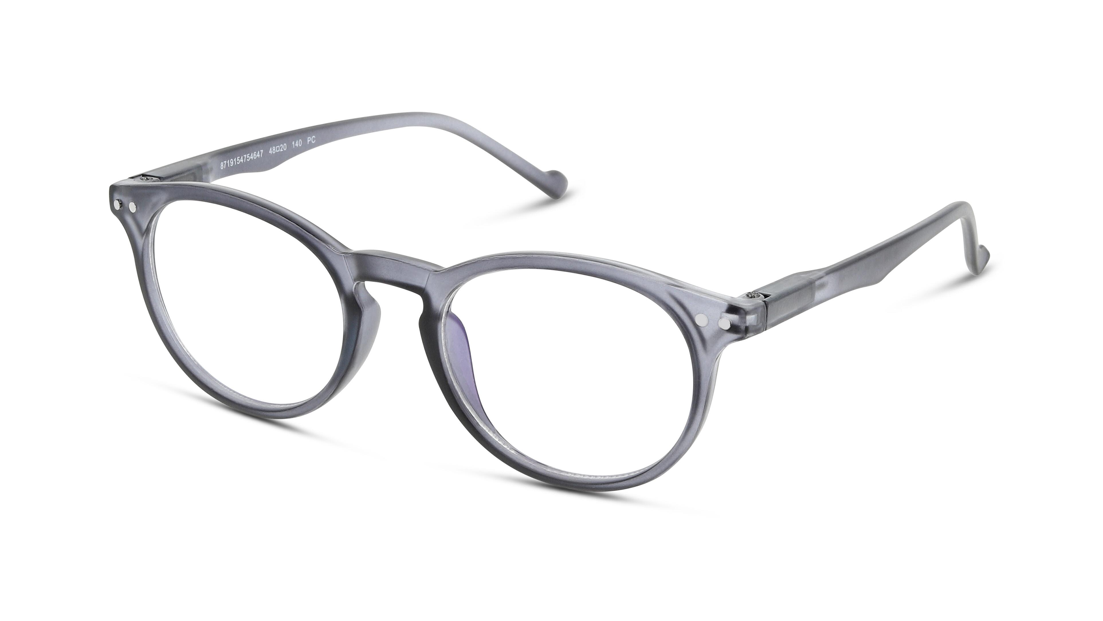Blaulichtfilter Lupenbrille Anti Blaulicht Brille als Lesehilfe Sehhilfe,Vergr/ö/ßerungsbrille 160/% H/ände Frei Verzerrungsfreier Leselupe Randlose Vorsetzbrille lese lupenbrille f/ür Damen Herre Senioren