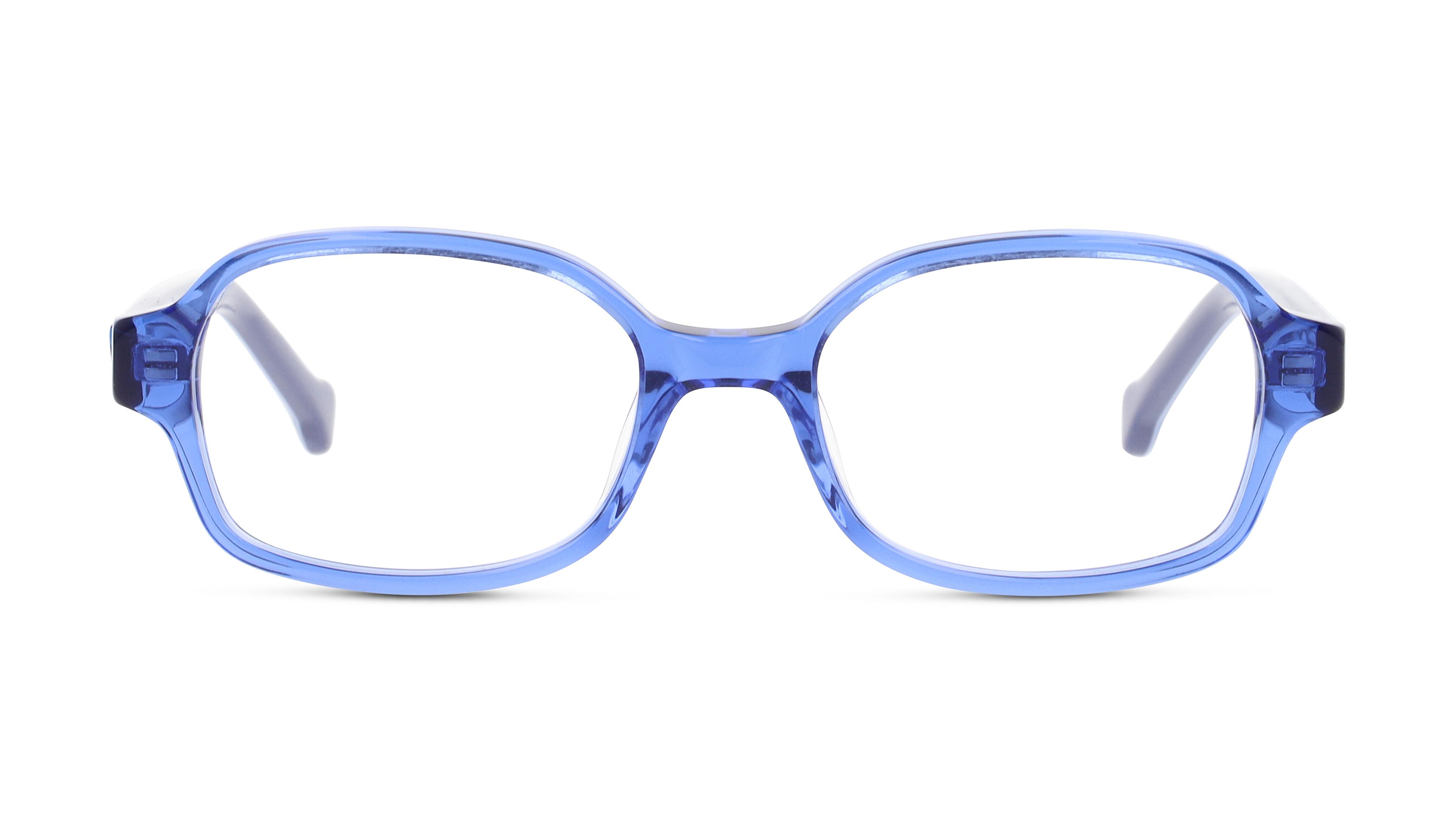 8719154762000-front-brillenfassung-unofficial-unok0003-navy-blue-navy-blue