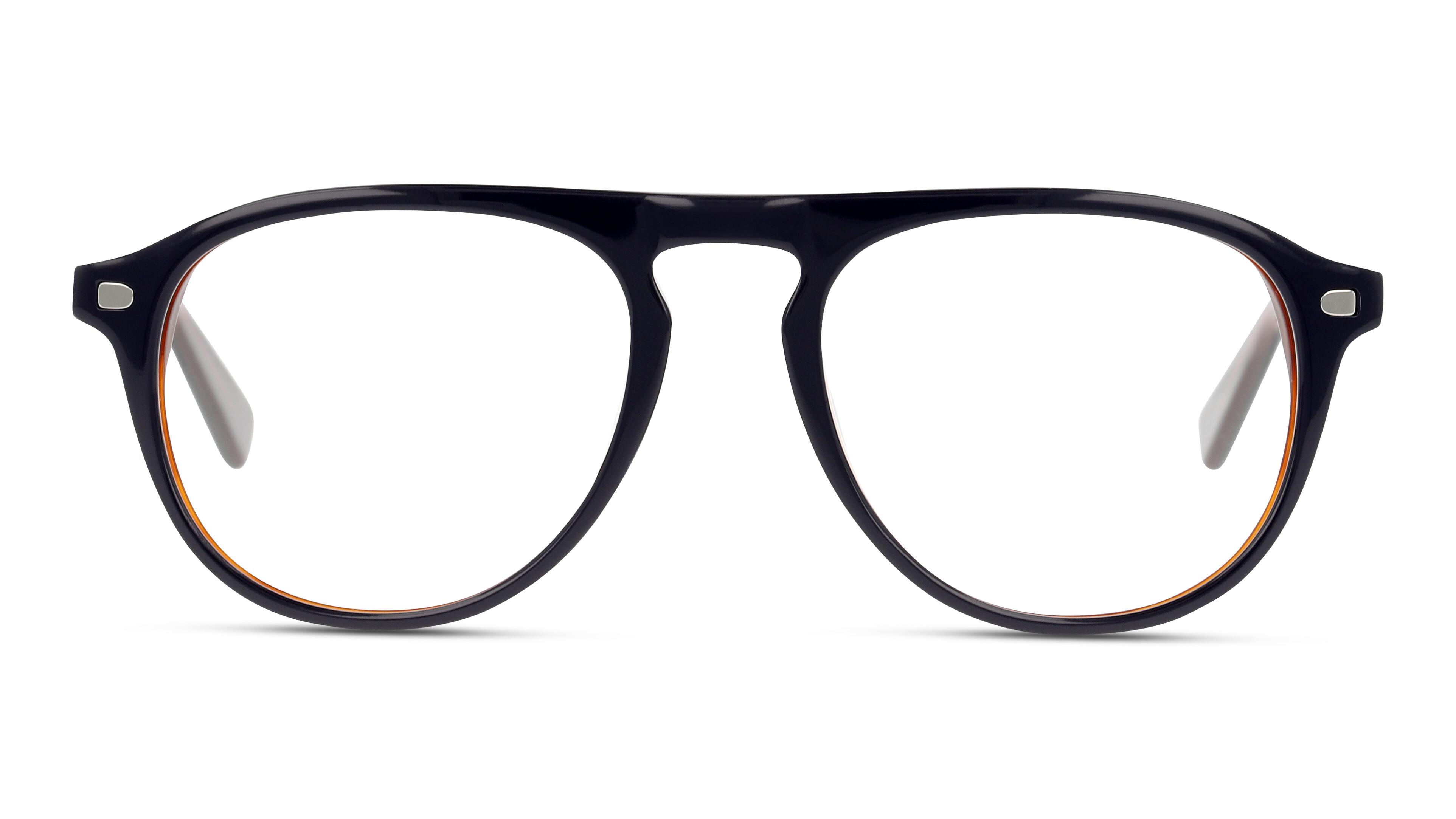 8719154774379-front-brillenfassung-unofficial-unom0157-navy-blue-navy-blue