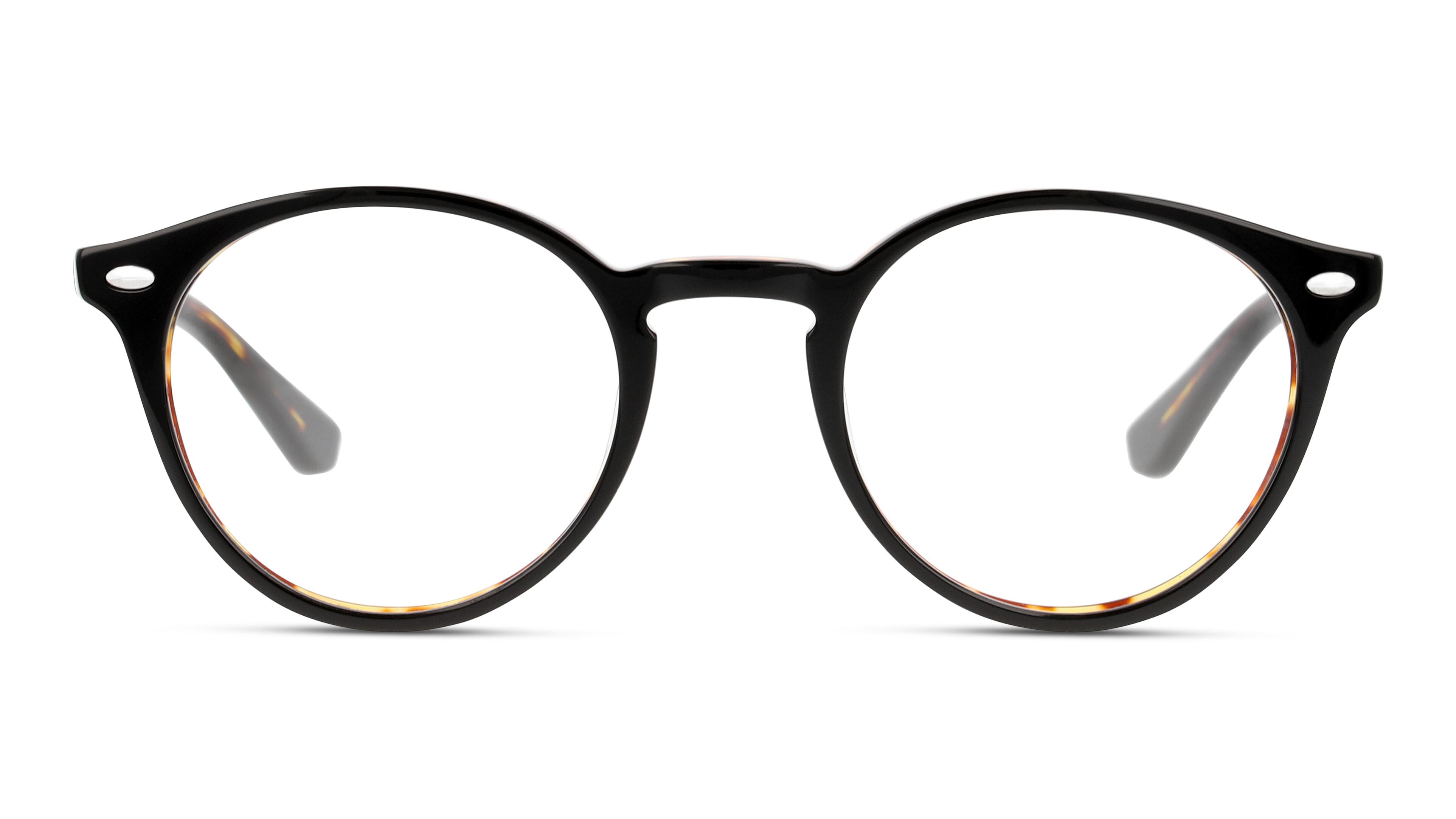 8719154777325-front-brillenfassung-unofficial-unom0189-black-havana