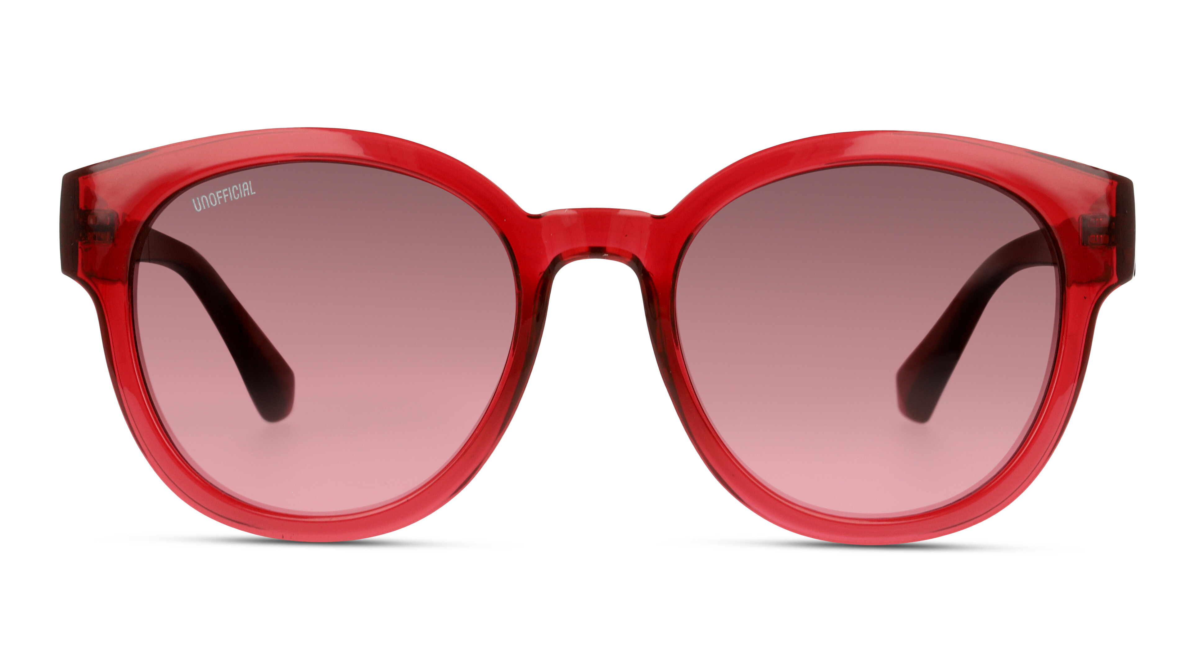 8719154812224-front-sonnenbrille-unofficial-unsf0123-pink-pink