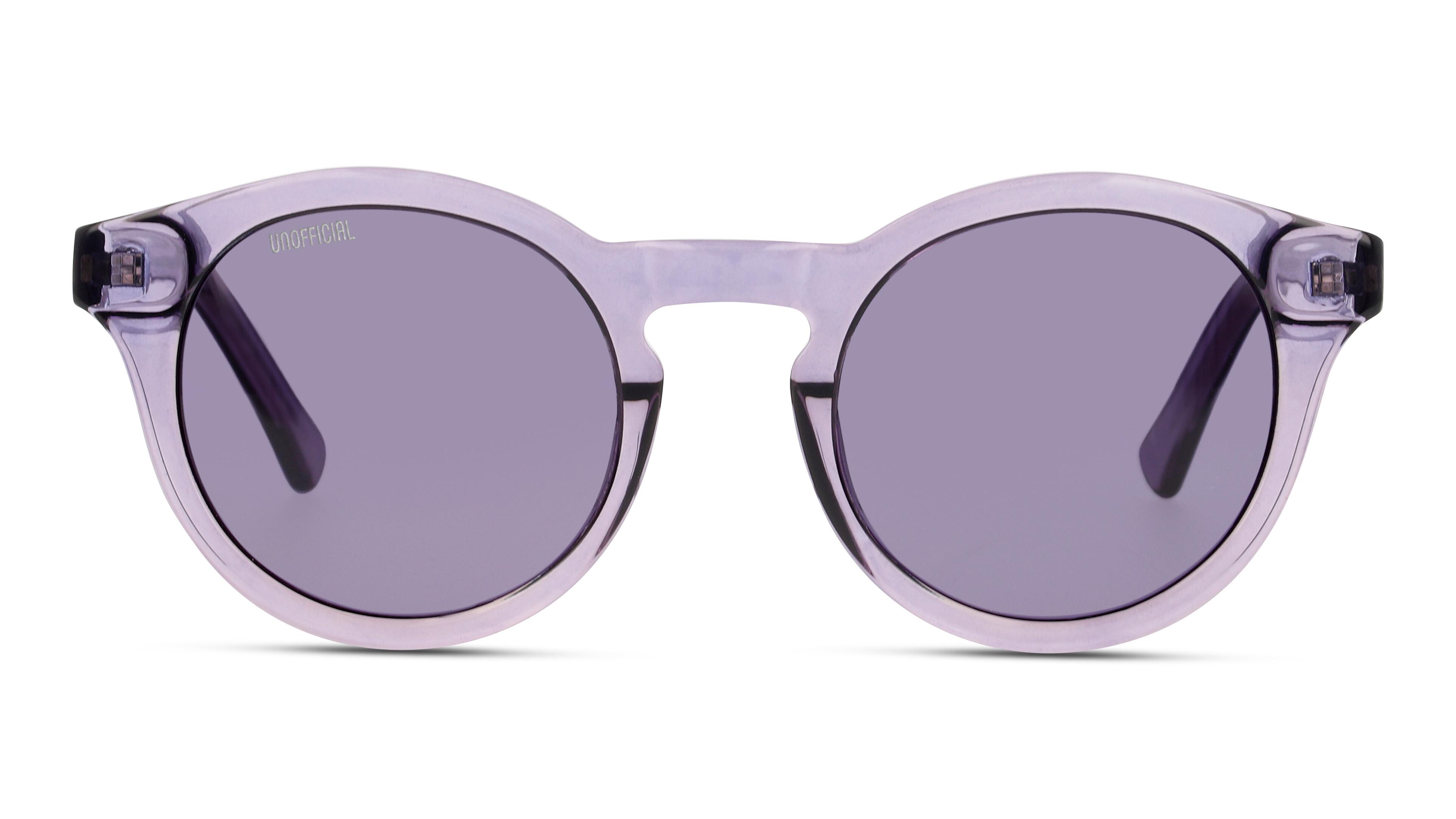 8719154812507-front-sonnenbrille-unofficial-unsu0072-violet-violet