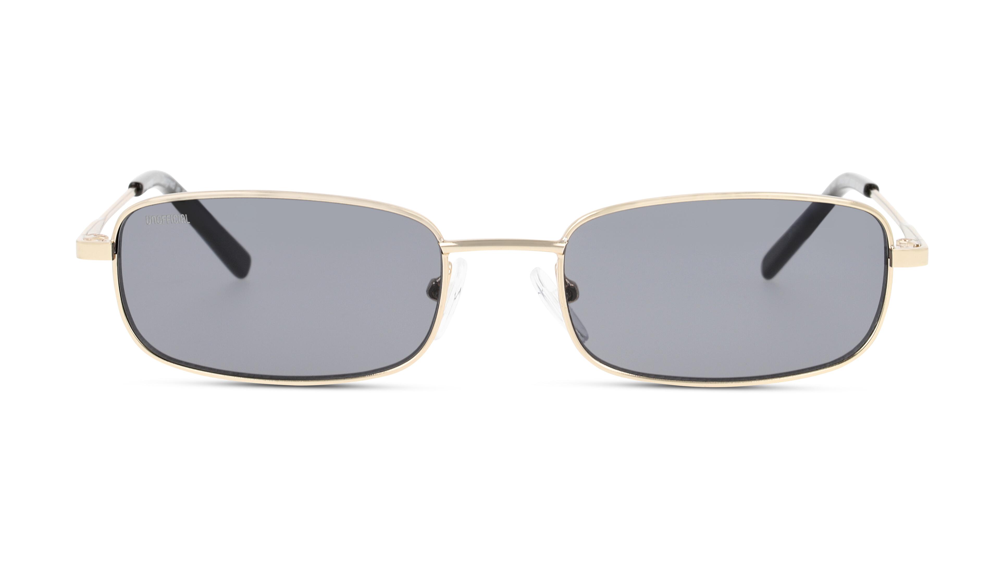 8719154814372-front-sonnenbrille-unofficial-unsu0087-gold-gold